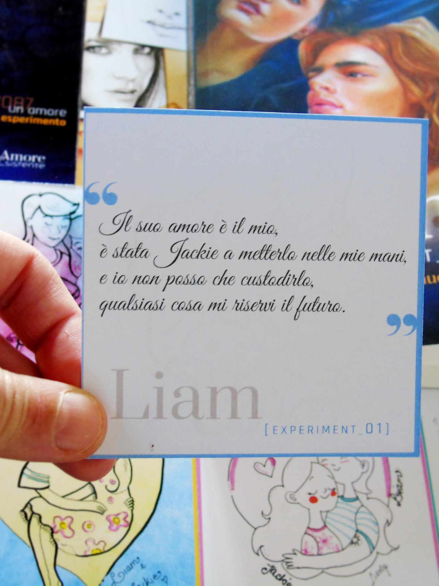 Liam experiment 01 - card