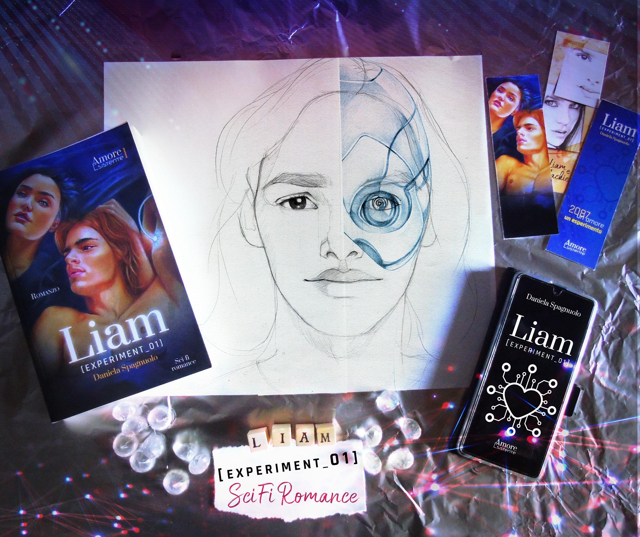 Liam experiment 01 - cartaceo eEbook Kindle Unlimited
