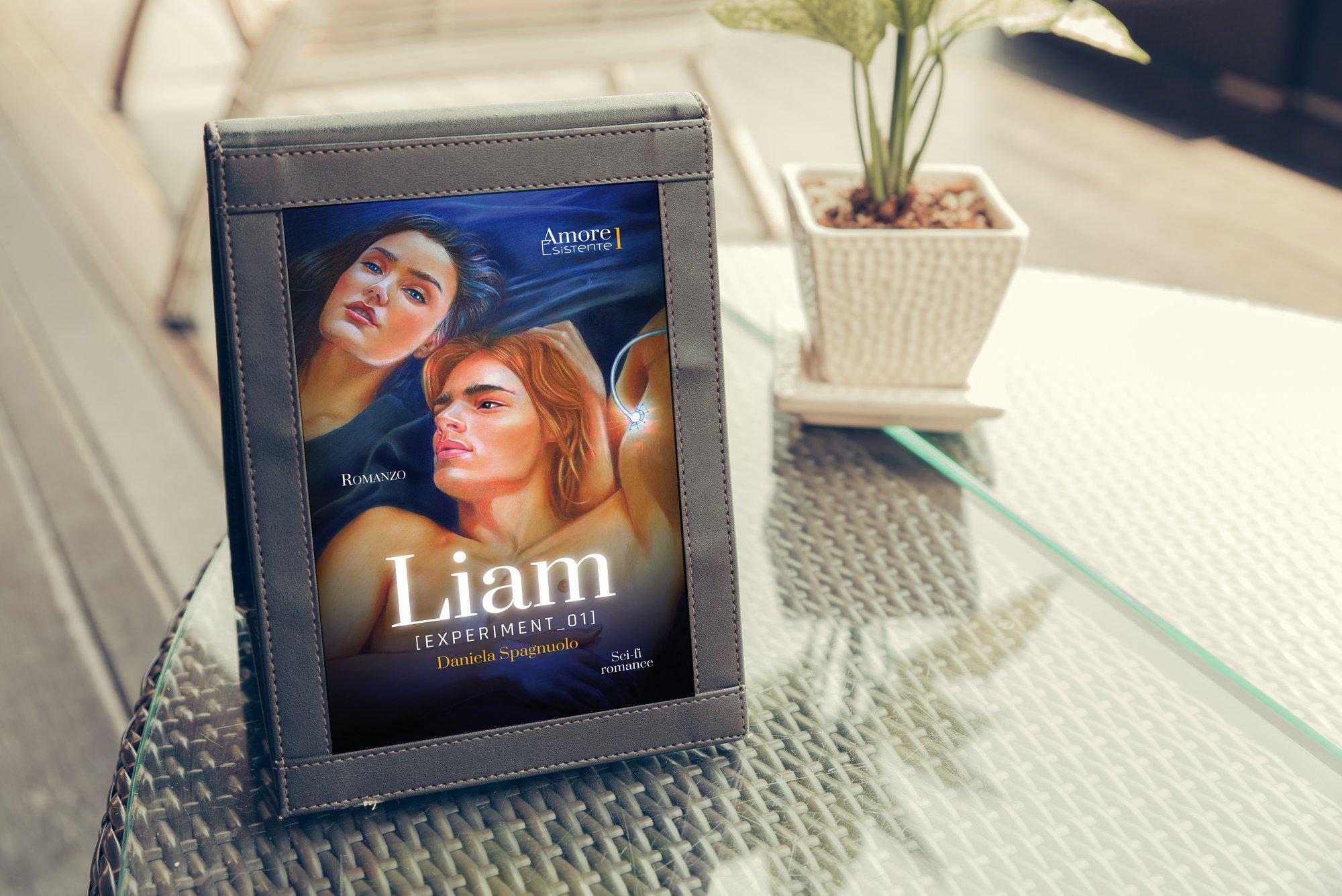 Liam experiment 01 - Cartaceo eBook Kindle Unlimited