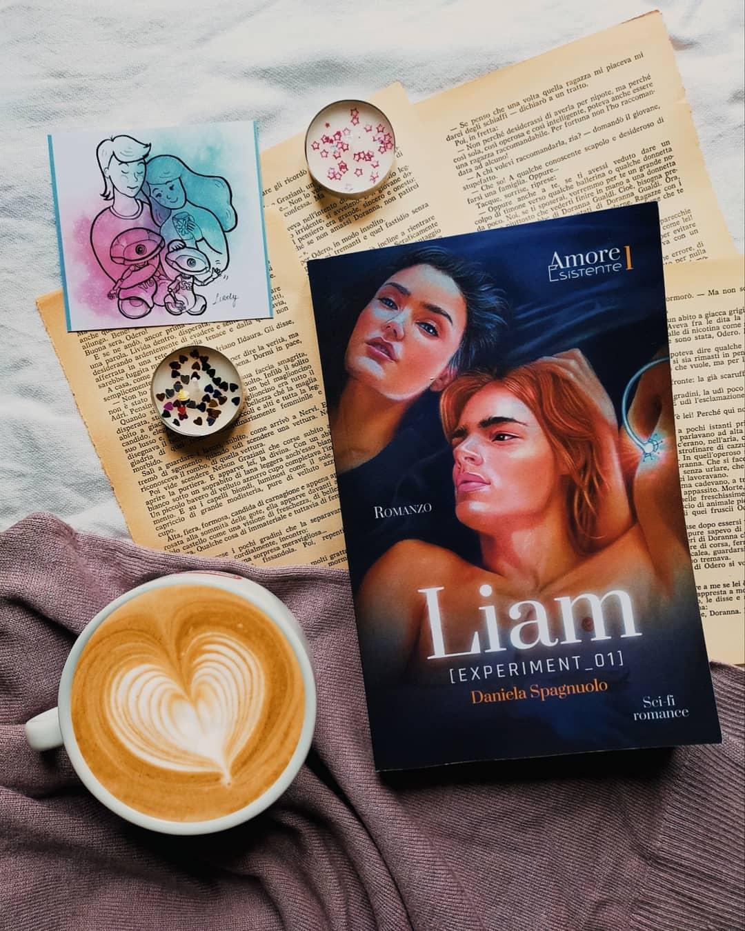 Liam experiment 01 - Cartaceo