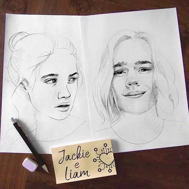 Liam e Jackie